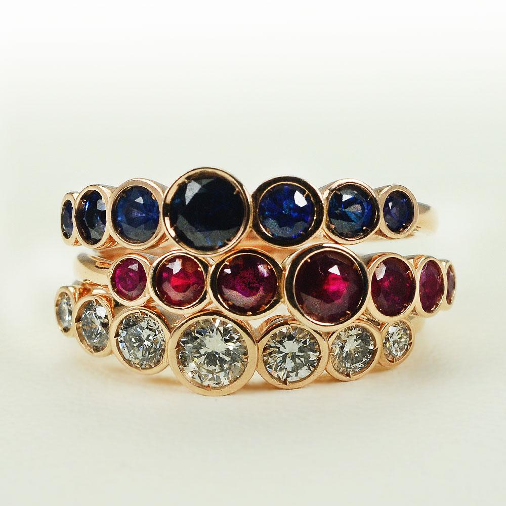 Collezione Cerchio - Carini gioielli
