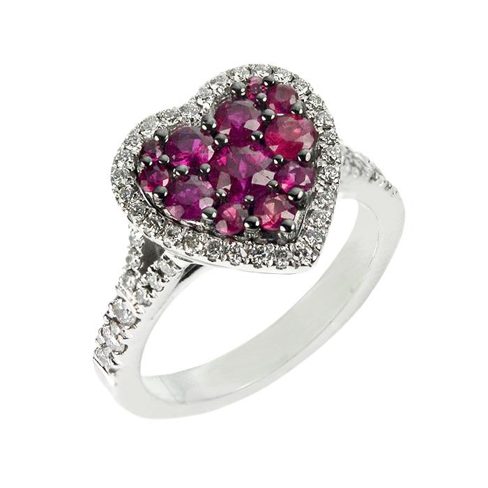 anello-oro-rosa-con-diamanti-e-zaffiri-cuore-collezione-heart